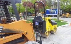 Work Equipment Landscaping